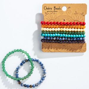 Chakra Beads Set