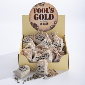 Fool's Gold in a Bag