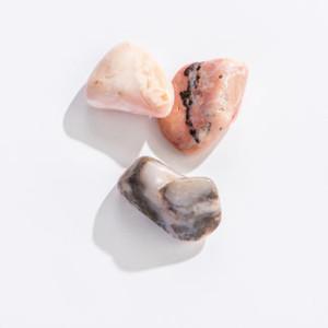 Pink Opal, Tumbled