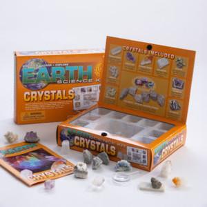 Earth Science  Crystals