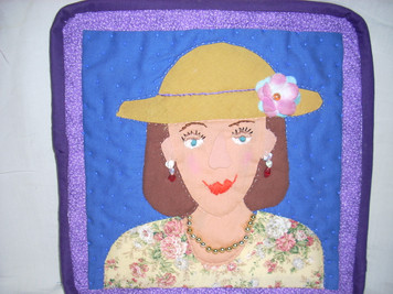 Applique Face