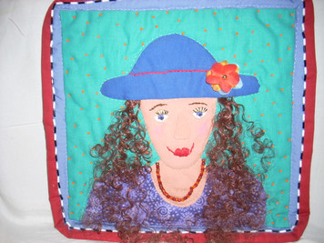 Applique Face 05