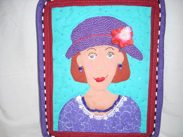 Applique Face 6