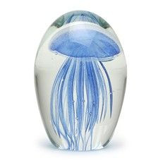 Baby Jellyfish Blue Glow