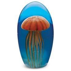 Jellyfish Aquarium Orange