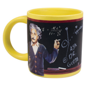 Mug Einstein's Blackboard