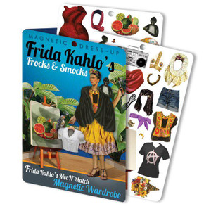 Magnetic Dress Up  Frida Kahlo