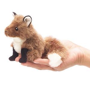 Folkmanis Mini Finger Puppet Fox