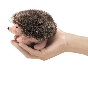 Folkmanis Mini Finger Puppet Hedgehog