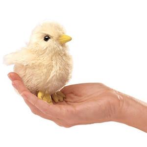 Folkmanis Mini Finger Puppet Chick