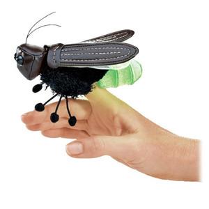 Folkmanis Mini Finger Puppet Firefly