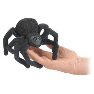 Folkmanis Mini Finger Puppet Spider