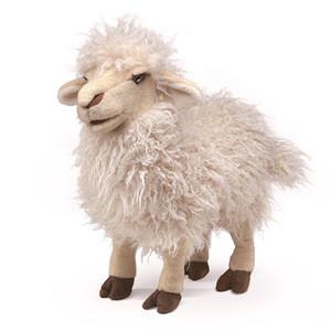 Folkmanis Long Wool Sheep