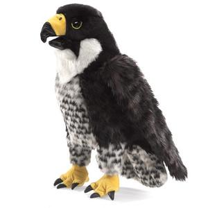 Folkmanis Puppet Peregrine Falcon