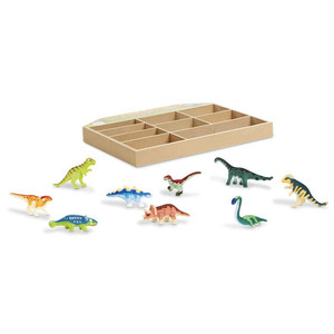 Melissa & Doug Dinosaur Party Play Set