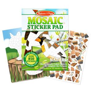 Melissa & Doug Mosaic Pads- Nature