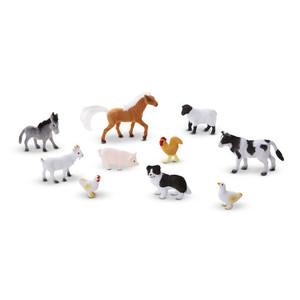 Farm Friends Melissa & Doug