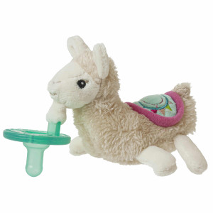 Lily Llama Wubbanub Pacifier