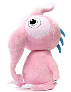 Worry Woo Squeek The Monster of Innocence