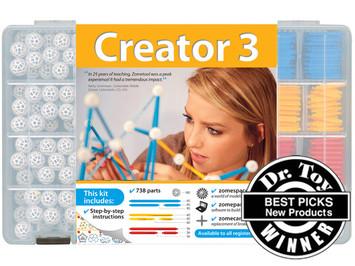 Zometool Creator 3 Kit