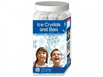 Zometool Ice Crystals Project Kit