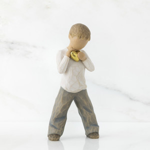 Willow Tree Heart of Gold Figurine