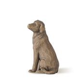 Willow Tree Love My Dog Figurine