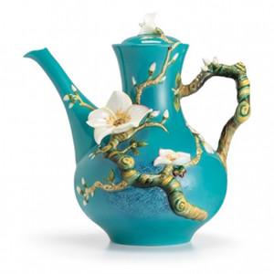 Franz Van Gogh Almond Flower Teapot
