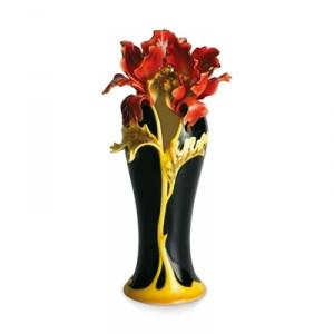 Franz Peony Flowers Vase