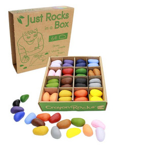 Crayon Rocks Colors in a Box 32
