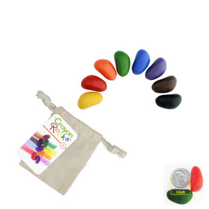 Crayon Rocks 8 Colors in a bag