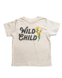 Keep Nature Wild Wild Child Toddler T Shirt