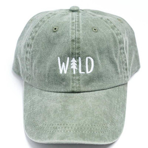 Keep Nature Wild Wild Pine Adult Hat