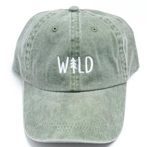 Keep Nature Wild Wild Pine Adult Hat