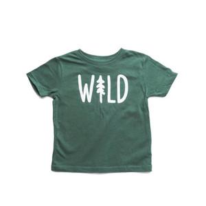 Keep Nature Wild Wild Pine Toddler Forest