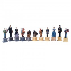 Civil War Chessman