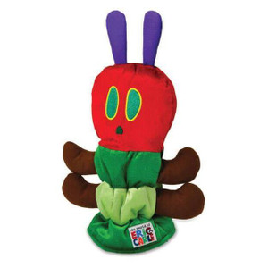 Ertic Carle The Very Hungry Caterpillar Hand Puppet