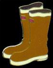 Boots Zipper Pull