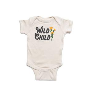Keep Nature Wild - Wild Child Onesie