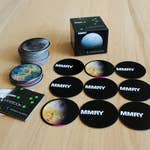 MMRY Moons and Planets Memory Game