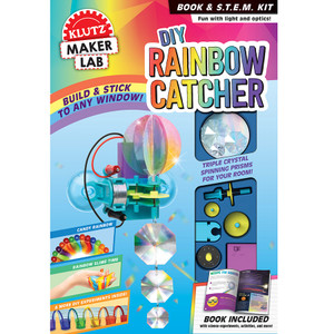 Klutz Maker Lab DIY Rainbow Catcher