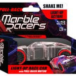 Pull Back Marble Racers