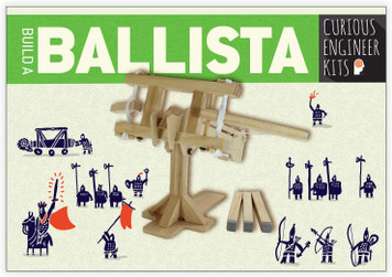 Build A Ballista - Curious Engineer Kit