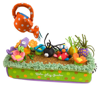Magnetic Play Garden Toy