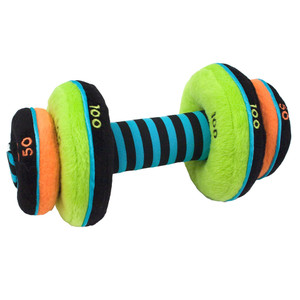Barbell Stacker Rattle