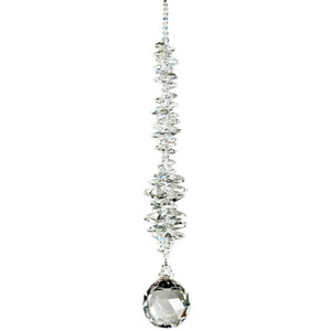 Crystal Ultra Grand Cascade Suncatcher- Ice