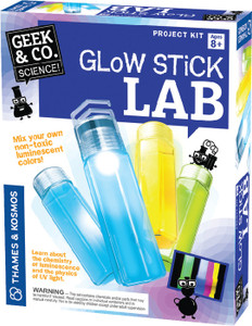 Glow Stick Lab Project Kit