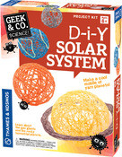 DIY Solar System Project Kit