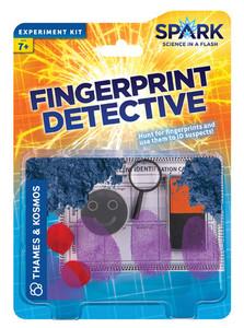 Fingerprint Detective Experiment Kit