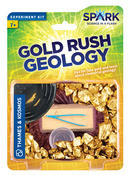 Gold Rush Geology Experiment Kit